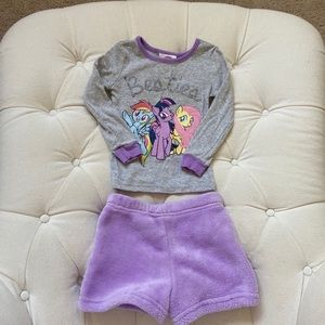 My Little Pony Sleep Set 3/$12